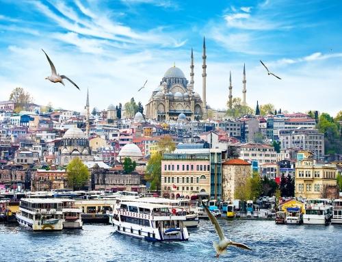 Last Minute Revelion Istanbul 2019, 4 nopti (mic dejun inclus)!