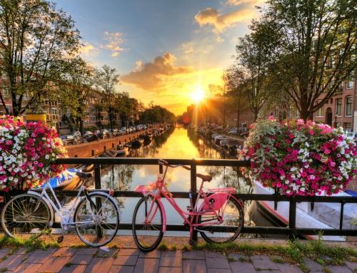 Mini-sejur Amsterdam, 5 zile! (avion + cazare)