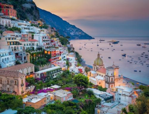 Mini-vacanta de toamna pe Coasta Amalfi, 4 nopti!