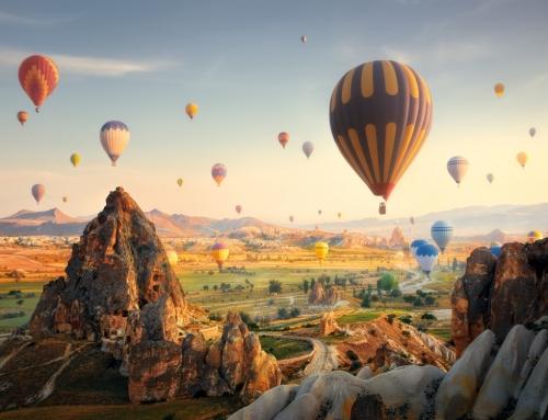 Vacanta de toamna in Cappadocia, 5 nopti! (avion + bagaje + cazare + mic dejun)