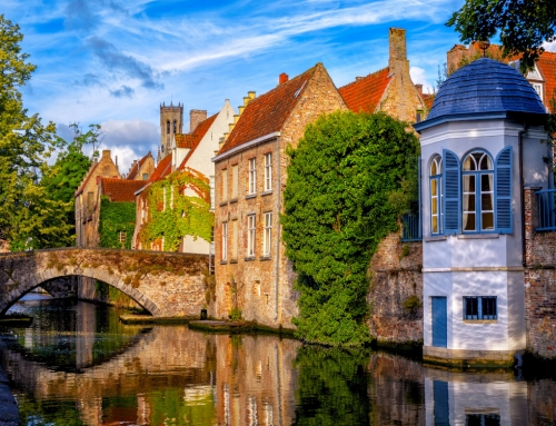 City Break Bruges 2019, 4 nopti! (avion + cazare)