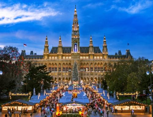 Piata de Craciun Viena 2019, 5 nopti! (avion + cazare + mic dejun)