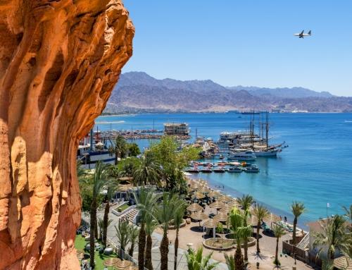 Last Minute City-break Eilat 2019, 3 nopti! (avion + cazare)