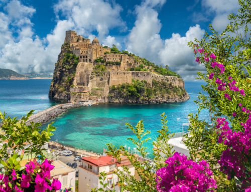 Early Booking Insula Ischia 2020, plecare in 30.06! (7 nopti cazare + mese + avion + transfer)