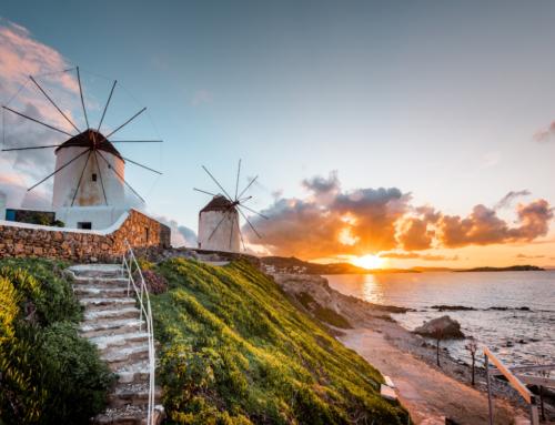 Early Booking Charter Mykonos 2020, 7 nopti! (avion + cazare + mic dejun + transfer + asigurare)