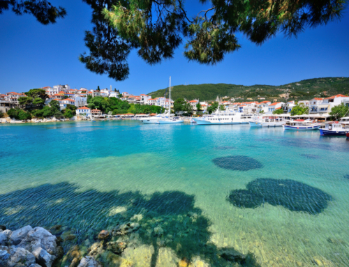 Early Booking Charter Skiathos 2021, plecare din Bucuresti! (avion + cazare + transfer)
